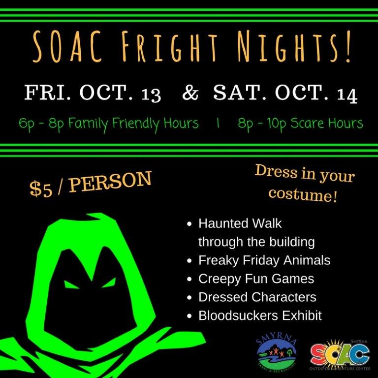 SOAC- Fright Nights