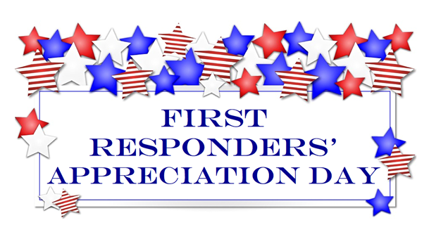 First Responders Appreciation
