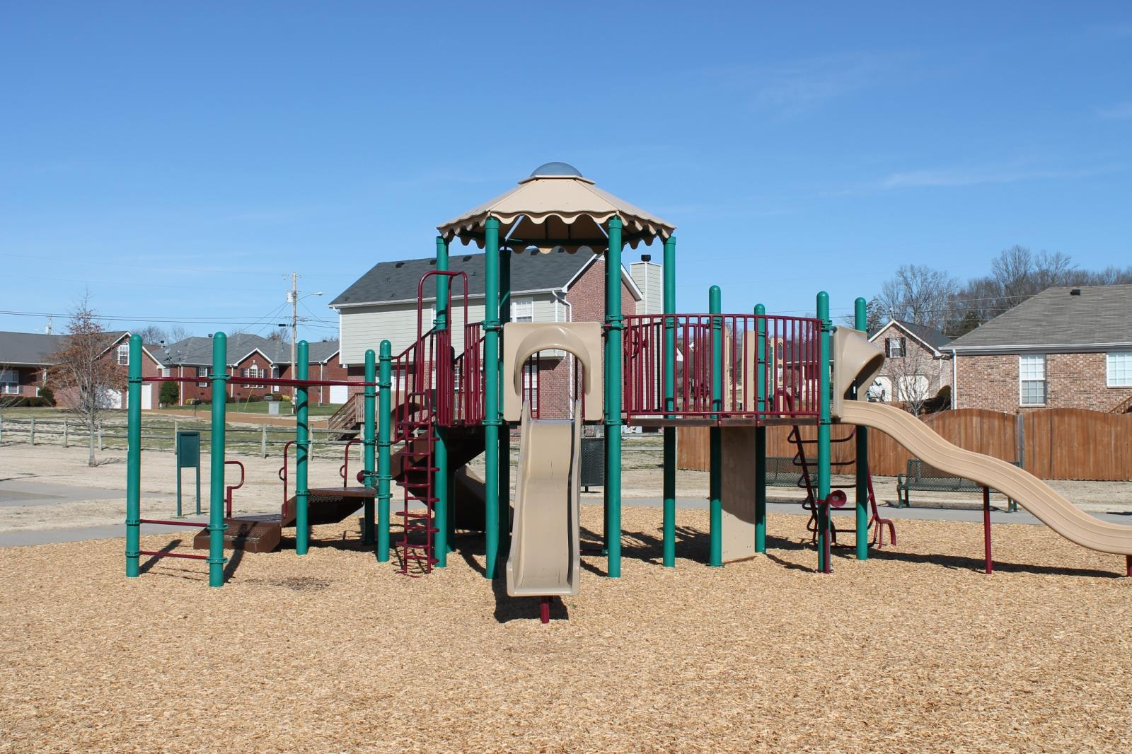 Rock Springs playground