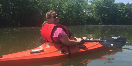 Want to Go On a Short Kayak Adventure?