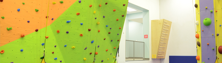 Page Banner_Climbing Wall