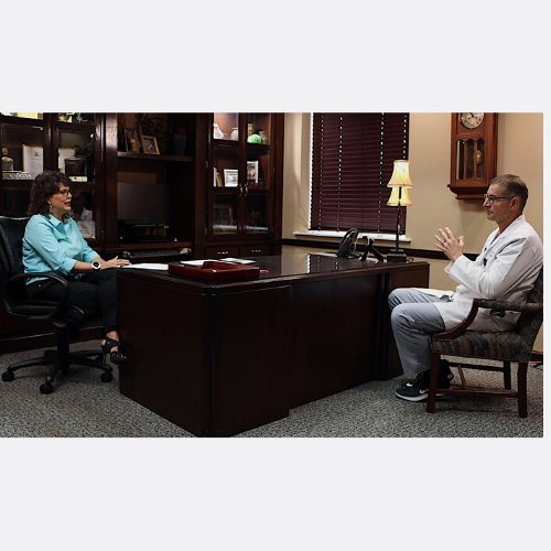 COVID-19 Video Update - Mayor Esther Reed talks with Eric Schuck, Chief Medical Officer at StoneCrest