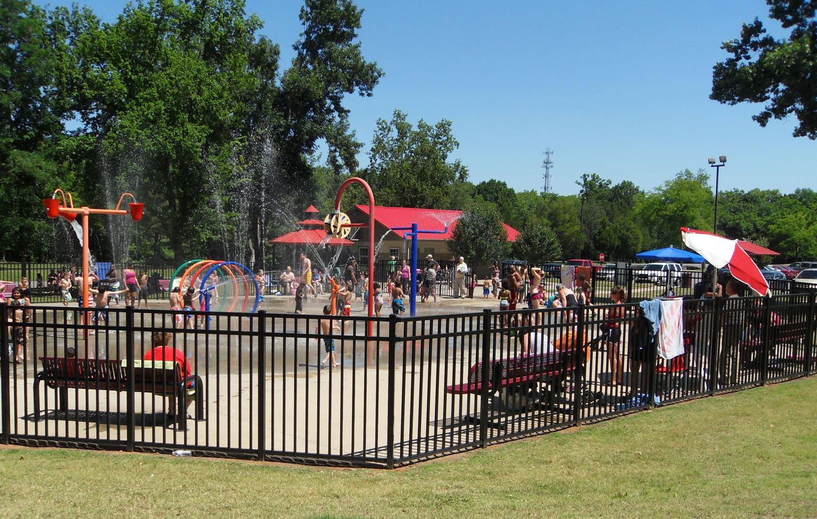 Splash Pad Summer 2012