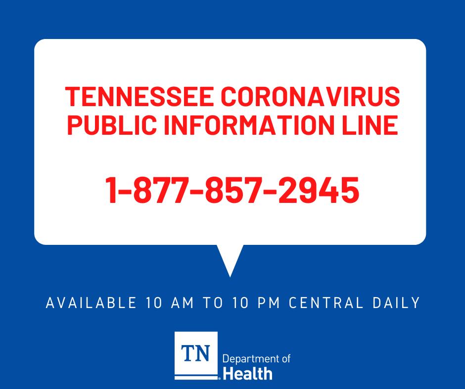 CoronavirusInfoHotline